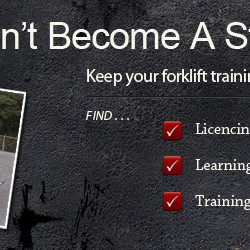 Forklift Training Perth