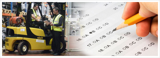 Forklift Licence Test Questions