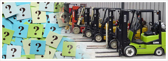 Forklift Questions And Answers