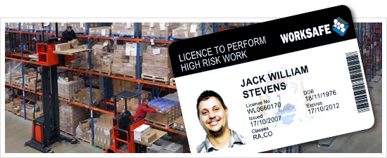 LO Forklift Licence